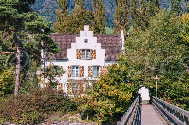 Stein am Rhein - Kloster Insel Werd