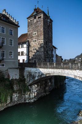 Brugg, Alte Aarebrücke