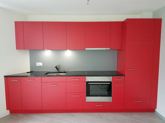 Küchenreinigung