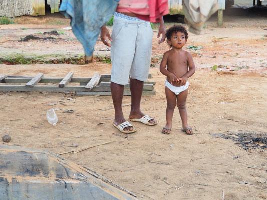 Am Amazonas gibt es Menschen, die ohne Strom leben