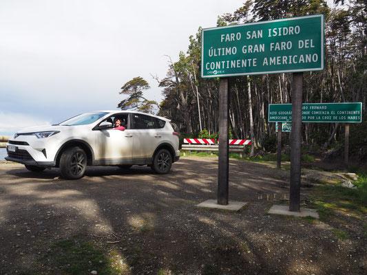 Unser Auto in Chile: Ein Toyota Rav
