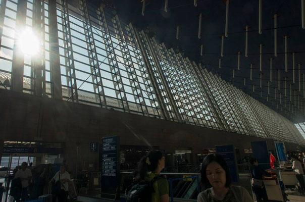 上海にはふたつの国際空港があります これは上海浦東国際空港(プードン)
