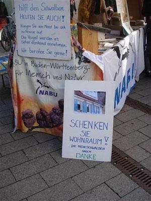 Infostand Plochinger Herbst
