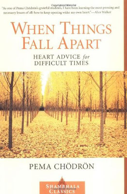 When Things Fall Apart, by Pema Chodron