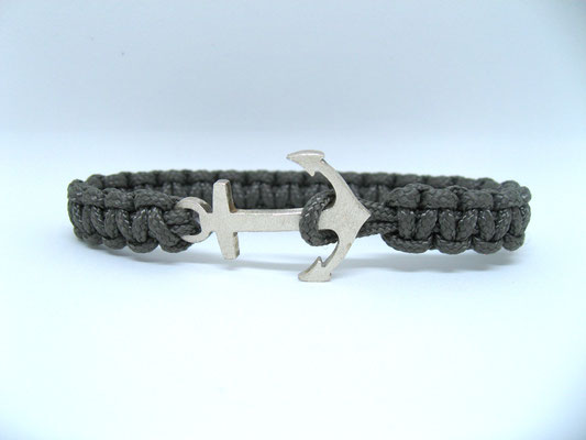 Anker Armband mit Paracord
