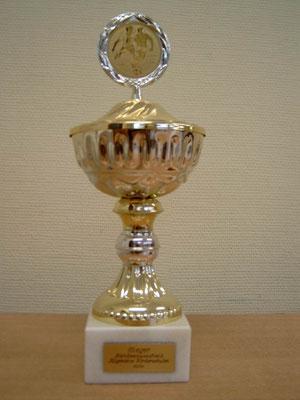 Siegerpokal Landesausscheid
