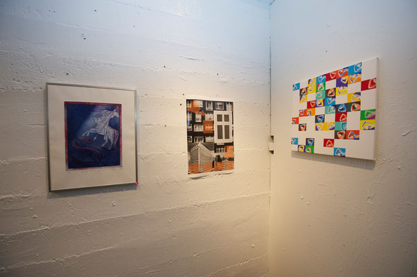 2014 Hello World Exchange Exhibition, SUB MISSION, San Francisco, CA, USA
