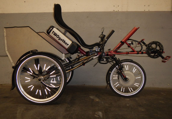 TWOgether Trike with cargo box (www.twogetherbikes.com)