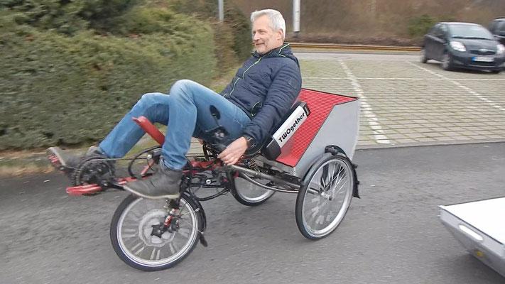 TWOgether Trike (www.twogetherbikes.com)