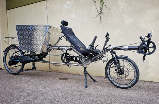 Cargobike TWOgether Co._geschlossene Box