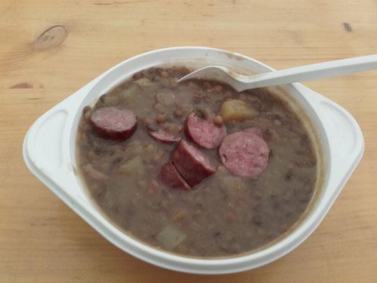 Soupe traditionnelle