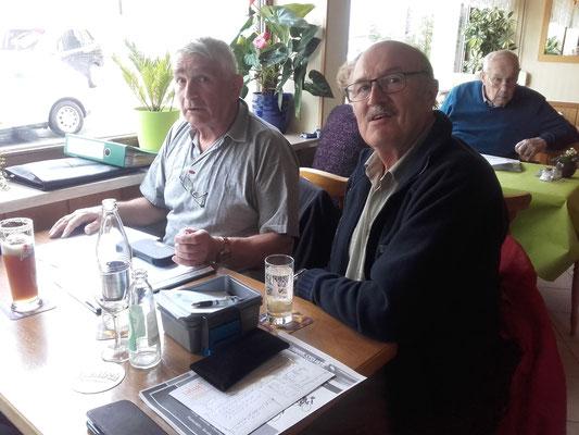 Rallye Rodange : Contrôle principale
