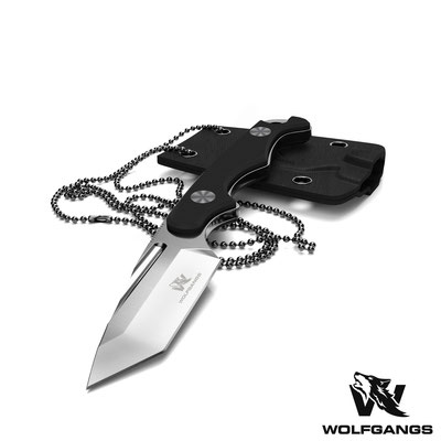 All Day Neck Knife
