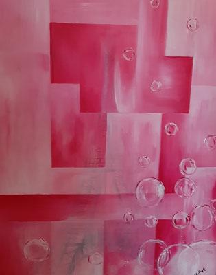 Rêve / 65 x 80 cm / Huile / Prix : 200 euros