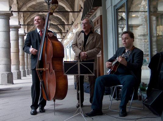 Jazz in den Colonnaden (c) C. Kramer