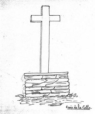 Croix d'Alexandre Rocher