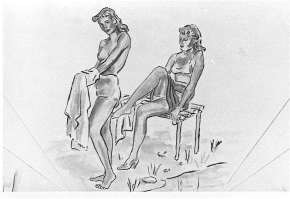 PinUp-Girls Russland 1942