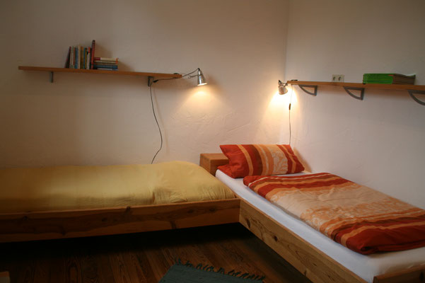 Separates Schlafzimmer in der Ferienwohnung Goosmann in Bad Honnef