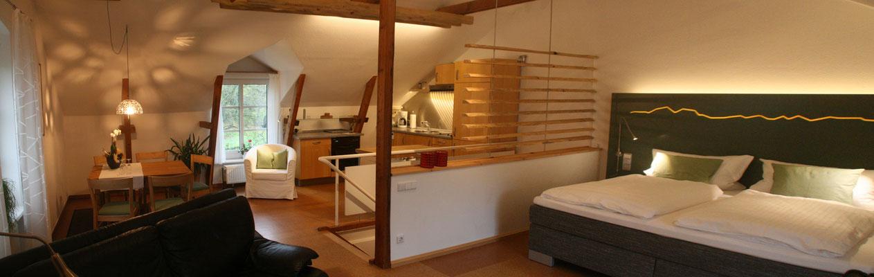 Moderne und günstige Ferienwohnung Goosmann mitten in Bad Honnef!