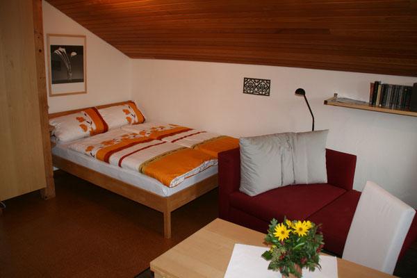 Gemütliches Gästezimmer in Bad Honnef mit allem was das Herz begehrt.