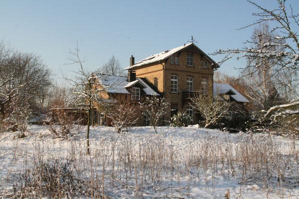 Mitten im Reitersdorfer Park liegt die Ferienwohnung und das Gästezimmer in Bad Honnef.