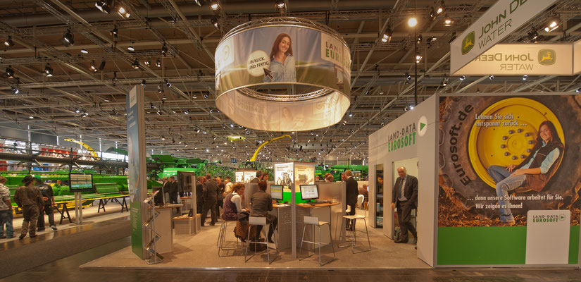 Messe Agritechnika in Hannover