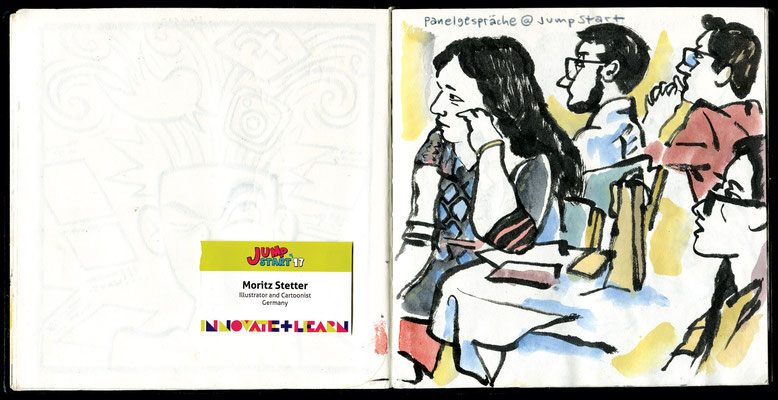 Sketchbook New Delhi : Paneldiscussion