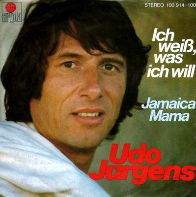 Schallplatte von Udo