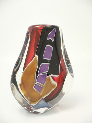 Pierre Marion, Studioglas, Glaskunst, Kunsthandwerk