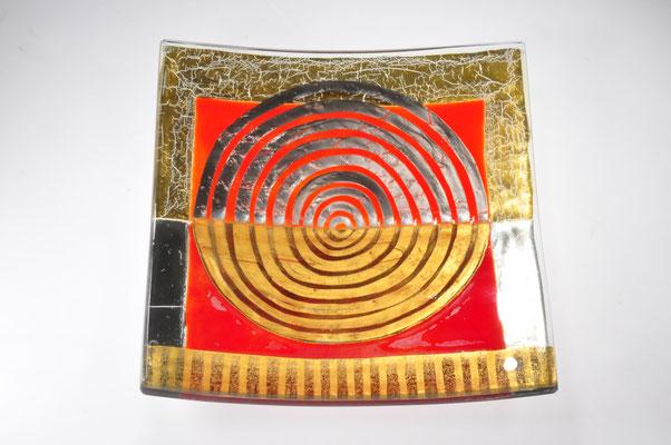 Heiner Düsterhaus, Studioglas, Glaskunst, Kunsthandwerk