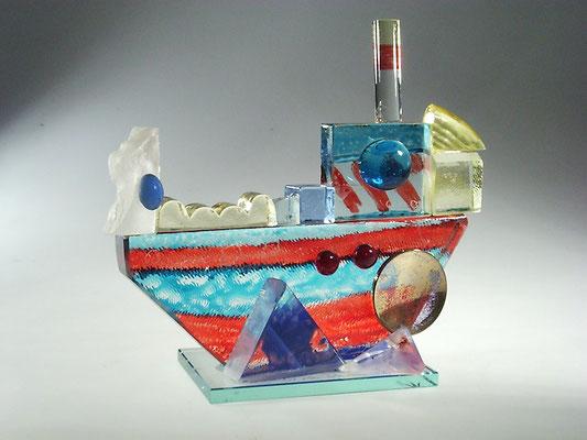 Jean-Paul van Lith, Studioglas, Glaskunst, Kunsthandwerk