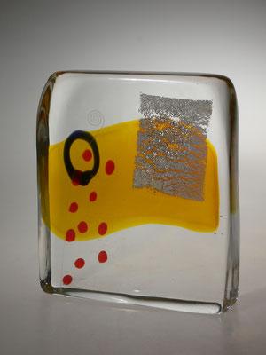 Wolfgang Mussgnug, Studioglas, Glaskunst, Kunsthandwerk