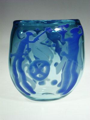 Eric Lindgren, Studioglas, Glaskunst, Kunsthandwerk