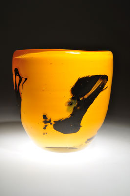 Ingrid Conrad-Lindig, Studioglas, Glaskunst, Kunsthandwerk