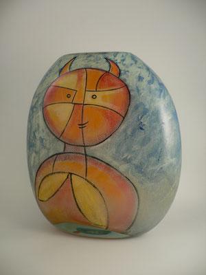 Ahmed Loumani, Studioglas, Glaskunst, Kunsthandwerk
