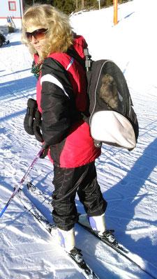 ... Schifahren ist cool ... 6,11J