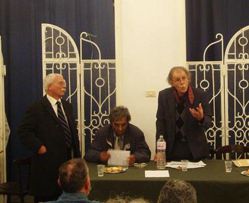 Ammar Allalouche et Youcef Rekik