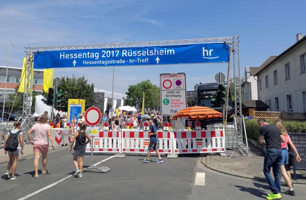 Hessentag 2017 Rüsselsheim © FRANKFURT MEDIEN.net