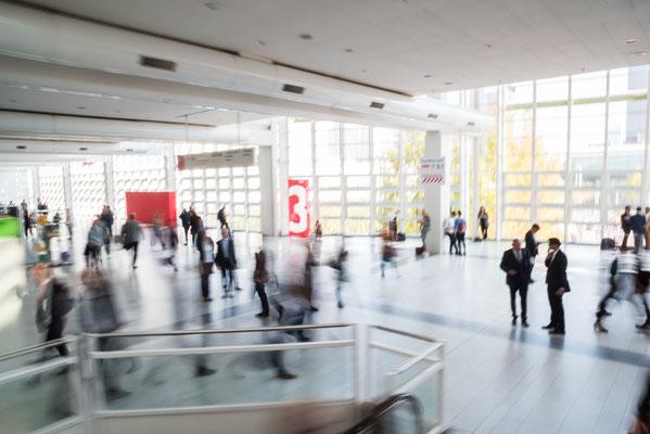 Frankfurter Buchmesse 2018 © Fpics.de/Friedhelm Herr
