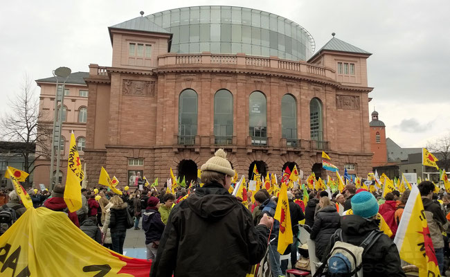 Energiewende retten! Demo in Mainz © rheinmainphoto