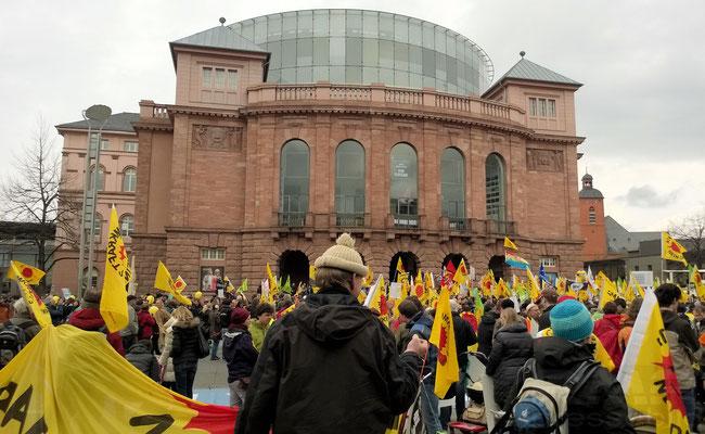 Energiewende retten! Demo in Mainz © FFM PHOTO