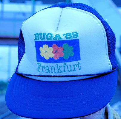 Base Cup Bundesgartenschau Frankfurt 1989 © dokfoto.de