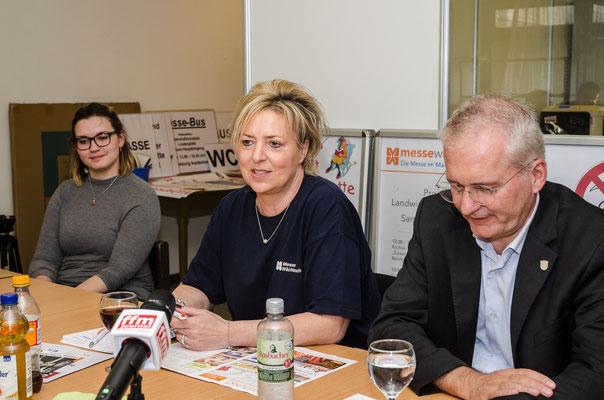 Pressekonferenz © Friedhelm Herr/FRANKFURT MEDIEN.net