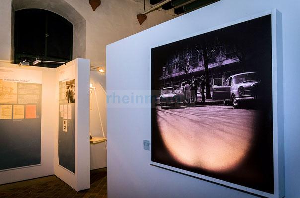 Stasi-Wanderausstellung in Mainz © mainhattanphoto/Friedhelm Herr
