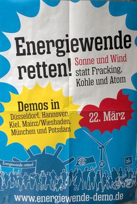 Energiewende retten! Demo in Mainz © FFM PHOTO 2014