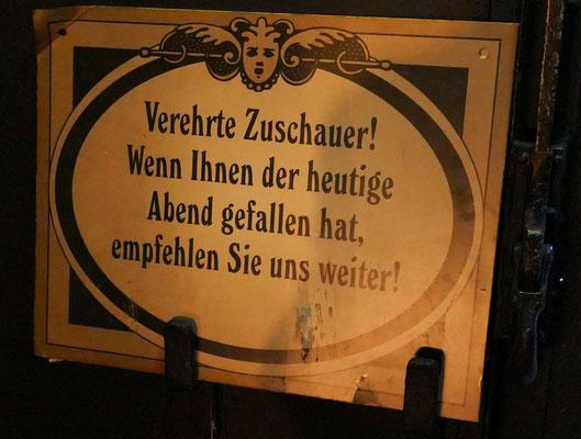 20 Jahre Alzheimer Gesellschaft Frankfurt © dokfoto.de / Klaus Leitzbach