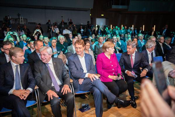 IAA Eröffnungsfeier © europics.de / Friedhelm Herr