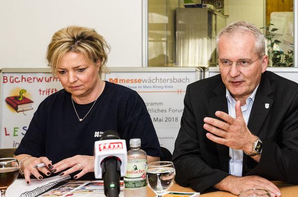 Pressekonferenz Friedhelm Herr/rheinmainbild.de