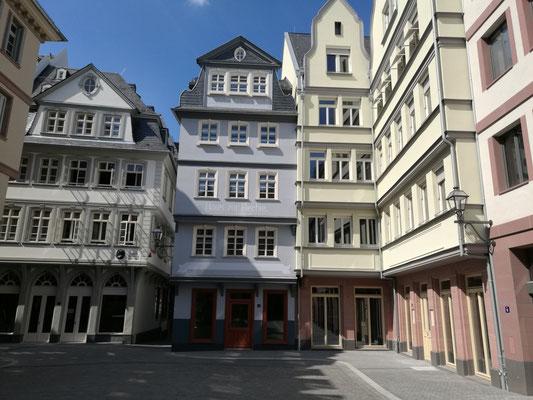 Neue Altstadt Frankfurt © Klaus Leitzbach/frankfurtphoto