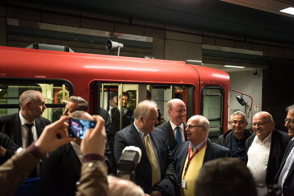 50 Jahre U-Bahn Frankfurt © rheinmainbild.de/Friedhelm Herr
